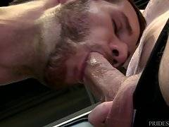 Landon is ready for that juicy big dick to squeeze into his tight hole.